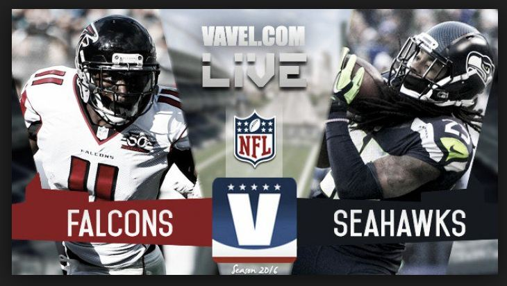 Seahawks vs Falcons Live Monday Night Football